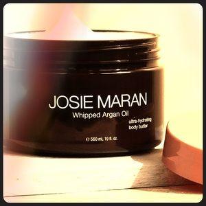 ⚡️2️⃣/$70⚡️Josie Maran Whipped Argan Oil (19 oz!)